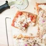 Easy Lavash Pizza Recipe