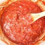 Italian Garlic Pizza Sauce