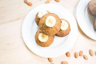 Healthy Banana Nut Muffins Recipe