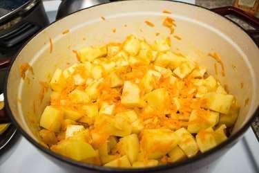 Vegetarian Braised Potatoes Recipe