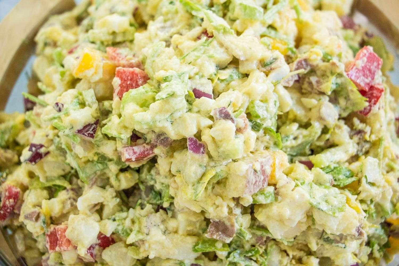 Egg Potato Salad
