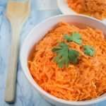 Easy Carrot Salad recipe