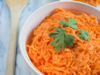 Easy Carrot Salad