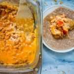Easy Mexican Casserole with Chicken